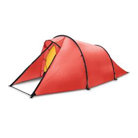 Hilleberg Nallo 4 - Tiendas de campaña - rojo